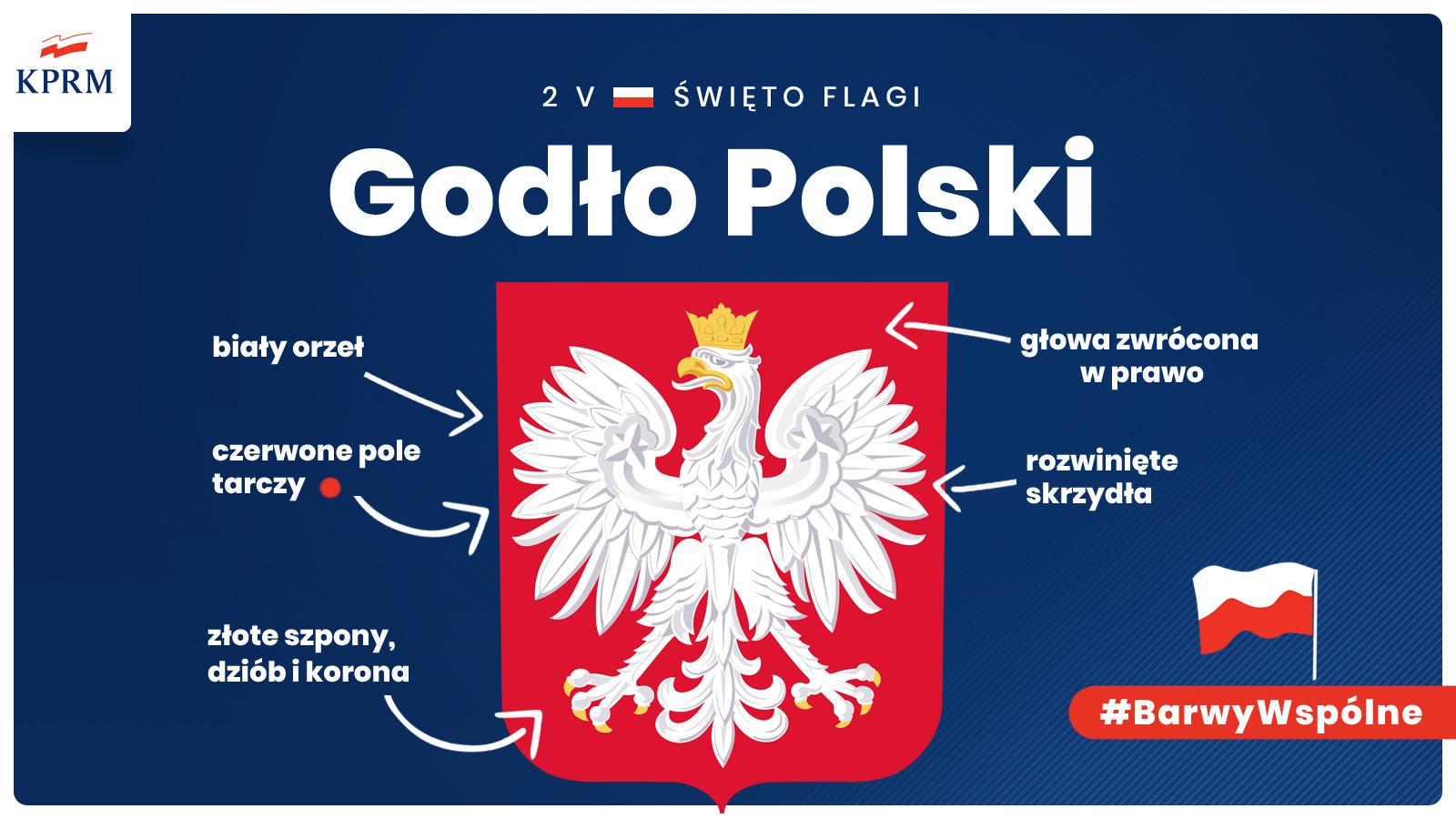 20210501 194838 2 Maja Dniem Flagi Rzeczypospolitej Polskiej – Bądźmy z niej dumni!