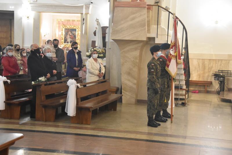 DSC 0340 Dąbrowskie obchody 230. rocznicy uchwalenia Konstytucji 3 Maja
