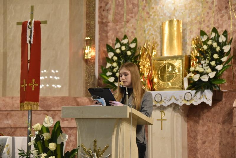 DSC 0349 Dąbrowskie obchody 230. rocznicy uchwalenia Konstytucji 3 Maja