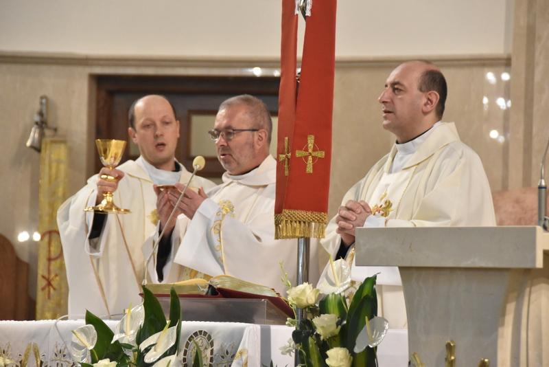 DSC 0368 Dąbrowskie obchody 230. rocznicy uchwalenia Konstytucji 3 Maja