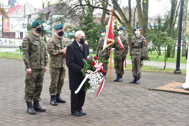 DSC 0411 Dąbrowskie obchody 230. rocznicy uchwalenia Konstytucji 3 Maja
