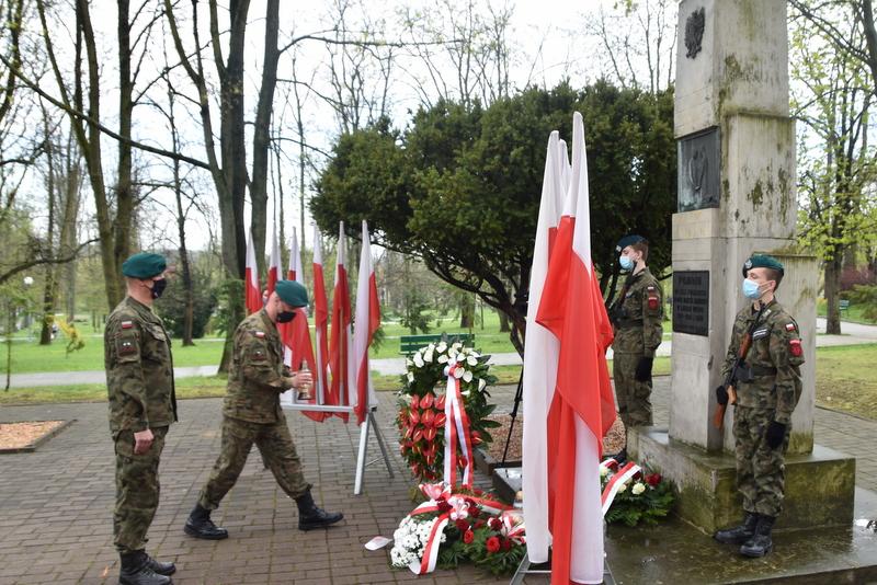 DSC 0416 Dąbrowskie obchody 230. rocznicy uchwalenia Konstytucji 3 Maja