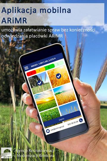 Mobilna ARiMR Dopłaty 2021: tylko przez internet do 17 czerwca. Kto nie zdąży, będzie miał pomniejszone należne płatności.