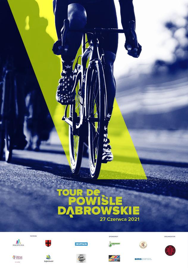 TdP 2021 Zapraszamy na piątą edycję Tour de Powiśle Dąbrowskie