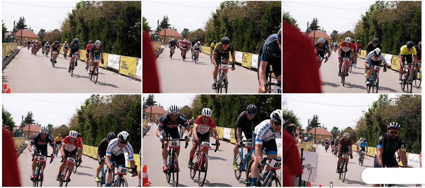 zdjcia VTdP2021 V Tour de Powiśle