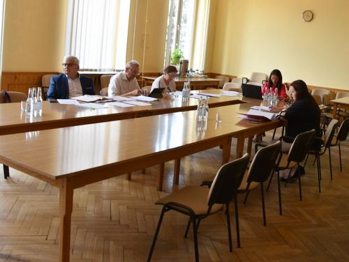 DSC 0376 Burmistrz Dąbrowy Tarnowskiej z wotum zaufania i absolutorium