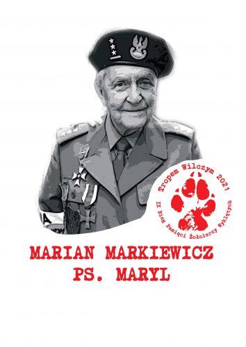 Marian Markiewicz MARYL BTW2021 Zapraszamy na Bieg Tropem Wilczym   Dąbrowa Tarnowska   15 sierpnia 2021