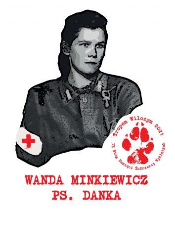Wanda Minkiewicz DANKA BTW2021 Zapraszamy na Bieg Tropem Wilczym   Dąbrowa Tarnowska   15 sierpnia 2021