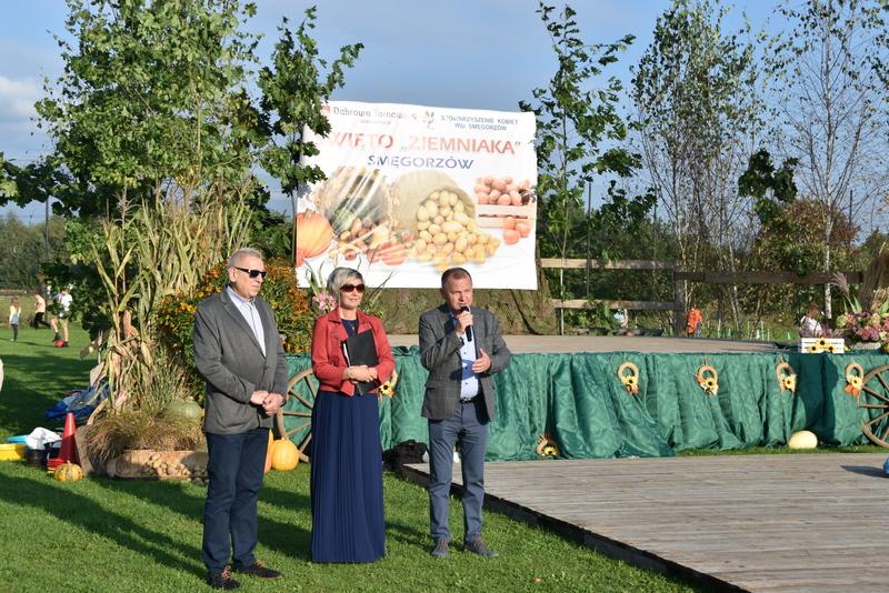 DSC 0063 Święto Ziemniaka w Smęgorzowie 2021