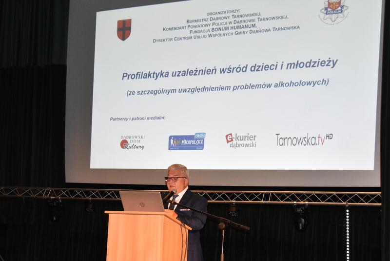 DSC 0448 Gminna konferencja Profilaktyka uzależnień wśród dzieci i młodzieży (ze szczególnym uwzględnieniem problemów alkoholowych)