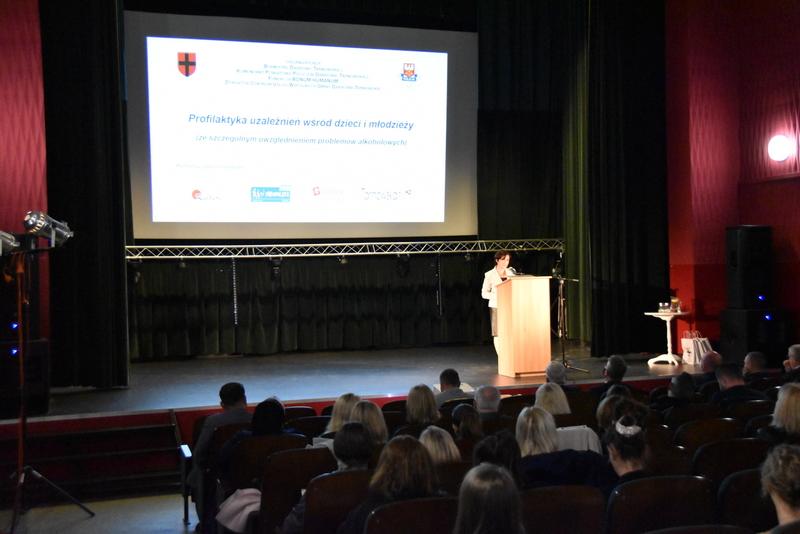 DSC 0473 Gminna konferencja Profilaktyka uzależnień wśród dzieci i młodzieży (ze szczególnym uwzględnieniem problemów alkoholowych)