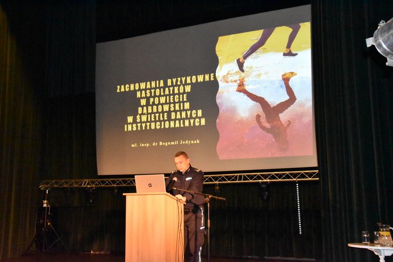 DSC 0479 Gminna konferencja Profilaktyka uzależnień wśród dzieci i młodzieży (ze szczególnym uwzględnieniem problemów alkoholowych)