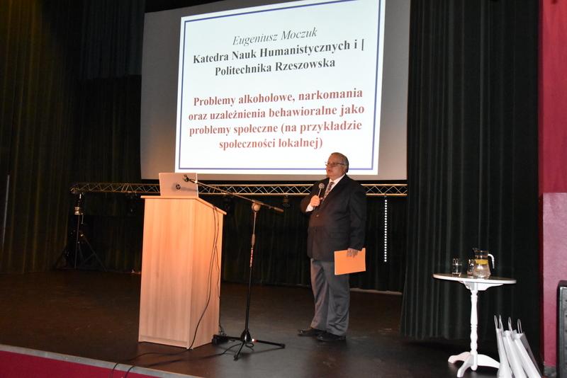 DSC 0509 Gminna konferencja Profilaktyka uzależnień wśród dzieci i młodzieży (ze szczególnym uwzględnieniem problemów alkoholowych)
