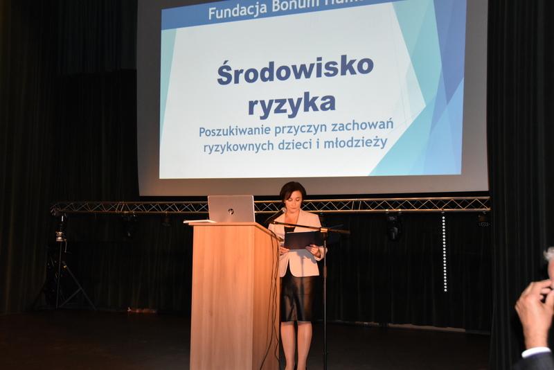 DSC 0543 Gminna konferencja Profilaktyka uzależnień wśród dzieci i młodzieży (ze szczególnym uwzględnieniem problemów alkoholowych)