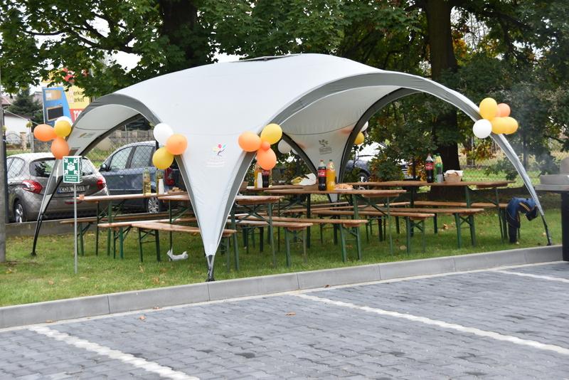 DSC 0646 Uroczyste otwarcie Centrum Kulturalno   Społecznego w Morzychnie
