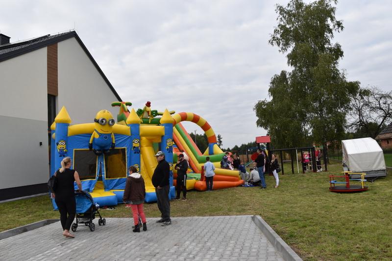 DSC 0647 Uroczyste otwarcie Centrum Kulturalno   Społecznego w Morzychnie