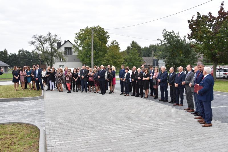 DSC 0673 Uroczyste otwarcie Centrum Kulturalno   Społecznego w Morzychnie