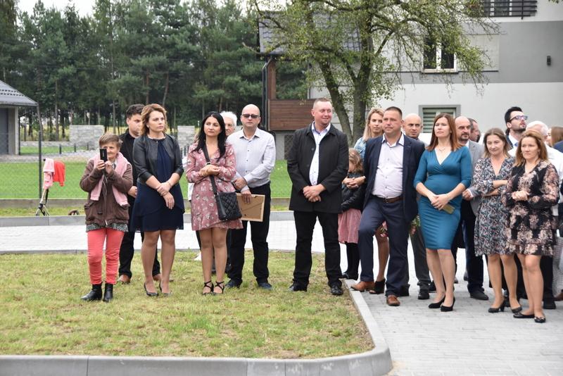 DSC 0687 Uroczyste otwarcie Centrum Kulturalno   Społecznego w Morzychnie