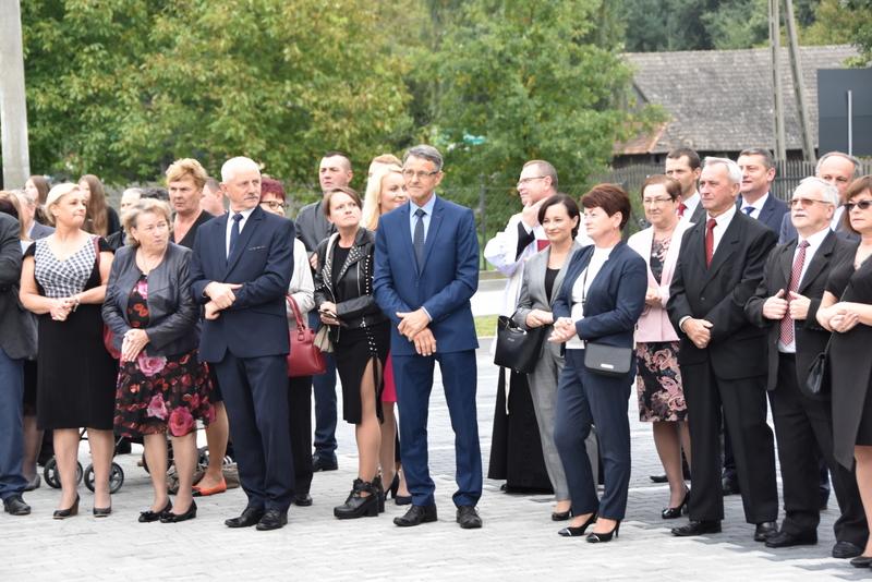 DSC 0689 Uroczyste otwarcie Centrum Kulturalno   Społecznego w Morzychnie