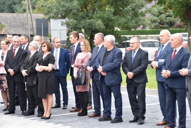 DSC 0690 Uroczyste otwarcie Centrum Kulturalno   Społecznego w Morzychnie