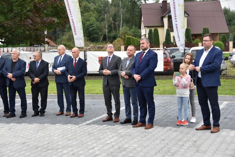 DSC 0692 Uroczyste otwarcie Centrum Kulturalno   Społecznego w Morzychnie