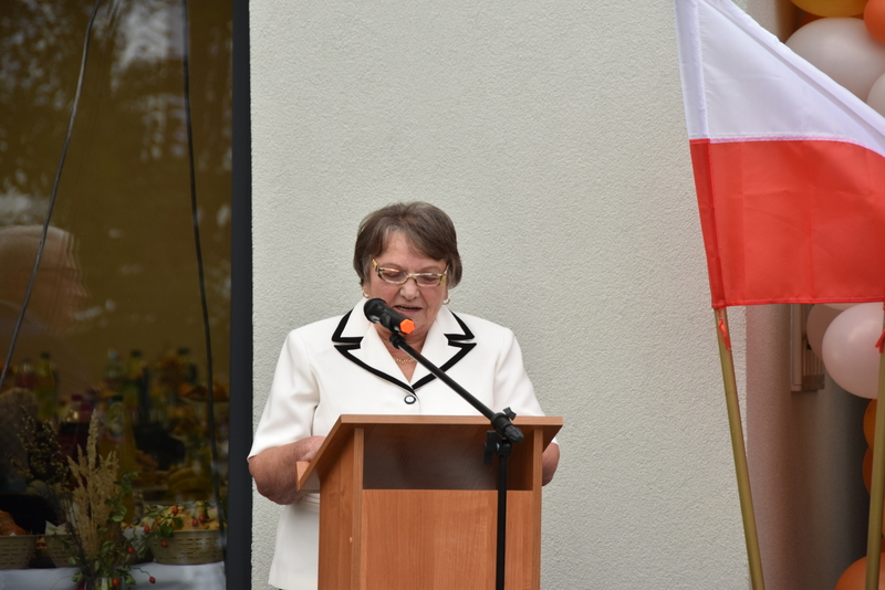 DSC 0750 Uroczyste otwarcie Centrum Kulturalno   Społecznego w Morzychnie
