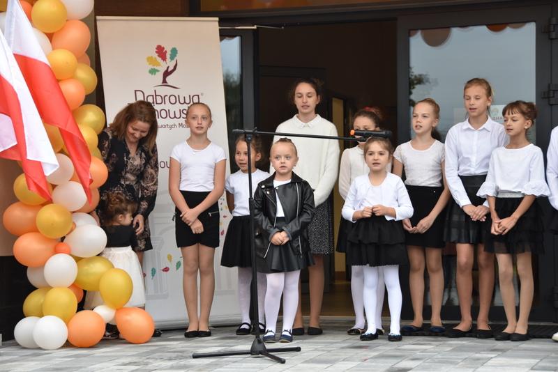 DSC 0800 Uroczyste otwarcie Centrum Kulturalno   Społecznego w Morzychnie