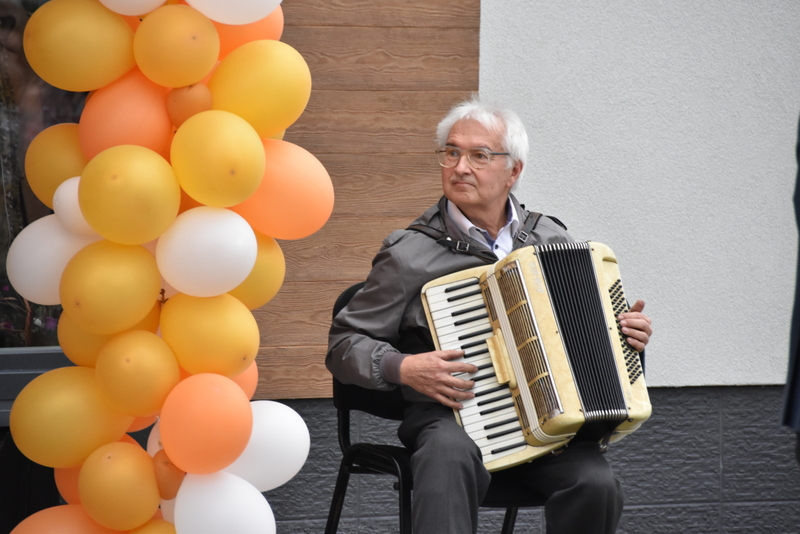 DSC 0814 Uroczyste otwarcie Centrum Kulturalno   Społecznego w Morzychnie
