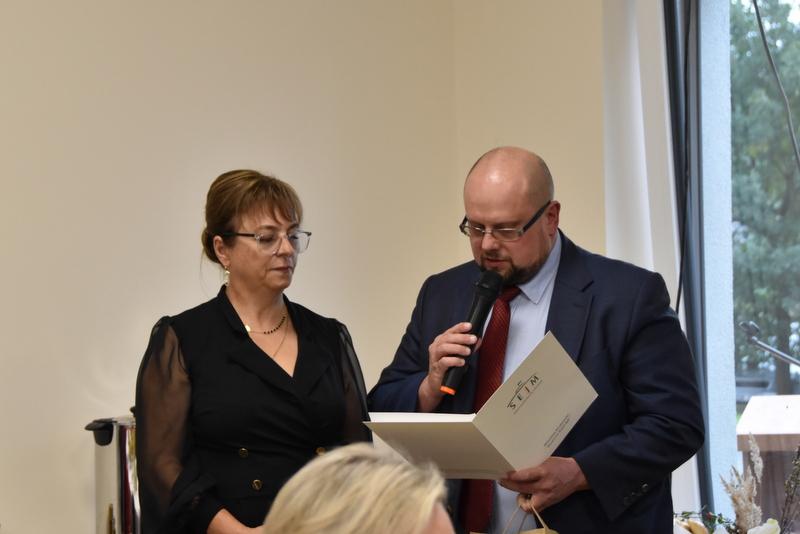 DSC 0837 Uroczyste otwarcie Centrum Kulturalno   Społecznego w Morzychnie