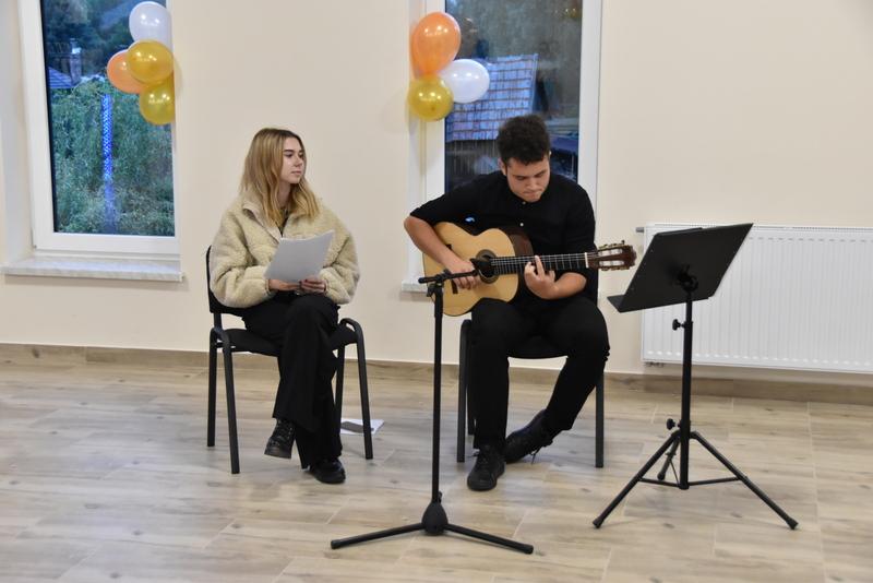 DSC 0855 Uroczyste otwarcie Centrum Kulturalno   Społecznego w Morzychnie