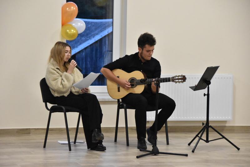 DSC 0867 Uroczyste otwarcie Centrum Kulturalno   Społecznego w Morzychnie