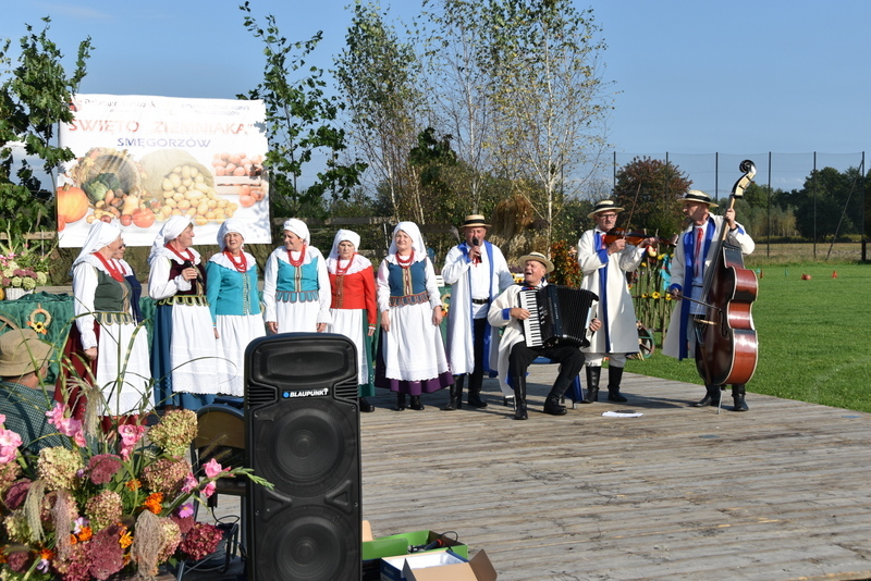 DSC 0954 Święto Ziemniaka w Smęgorzowie 2021