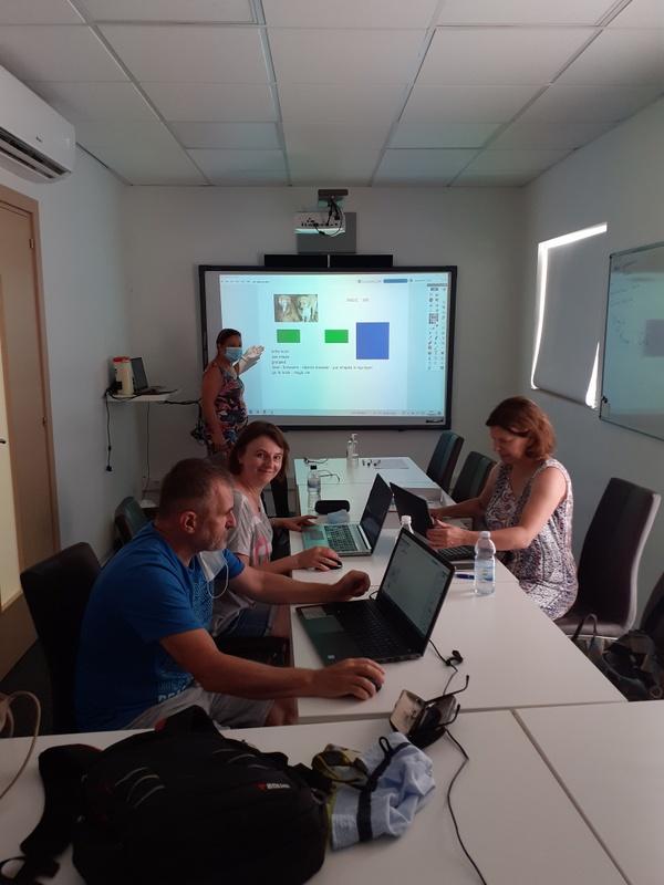 Erasmus 1 Relacja ze szkolenia nauczycieli w ramach programu POWER SE Mobilność kadry edukacji szkolnej na Malcie