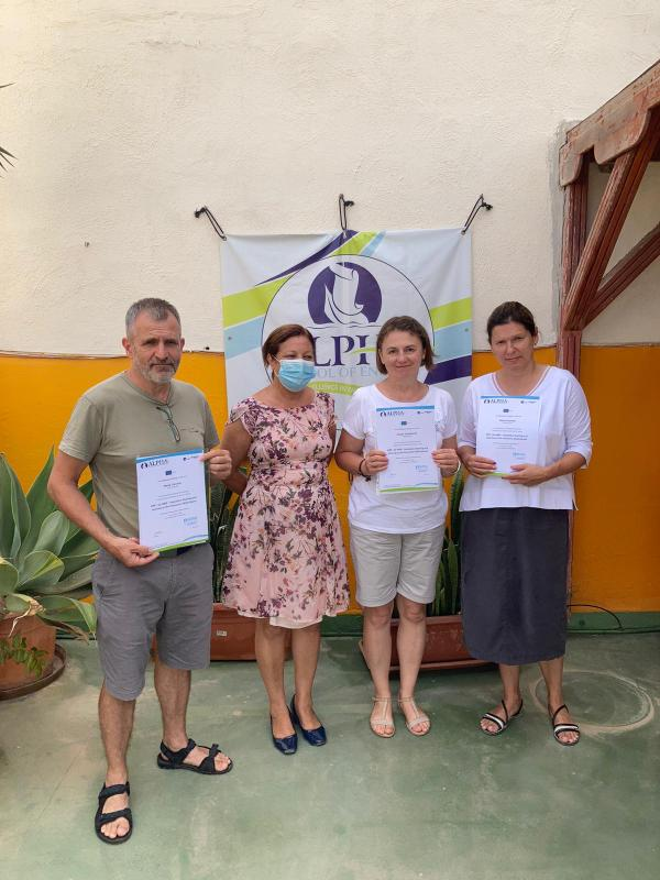 Erasmus 12 Relacja ze szkolenia nauczycieli w ramach programu POWER SE Mobilność kadry edukacji szkolnej na Malcie