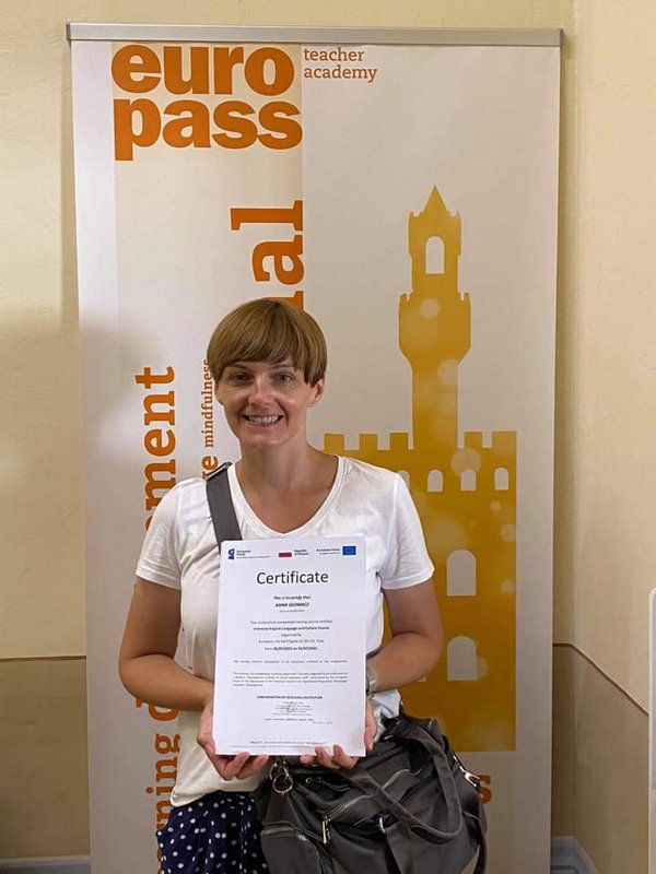 Erasmus 3 Relacja ze szkolenia nauczycieli w ramach programu POWER SE Mobilność kadry edukacji szkolnej na Malcie