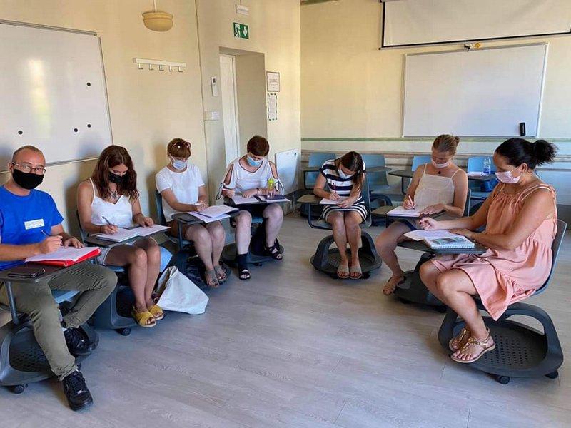 Erasmus 4 Relacja ze szkolenia nauczycieli w ramach programu POWER SE Mobilność kadry edukacji szkolnej na Malcie