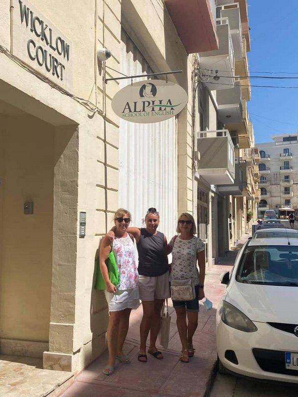 Erasmus 5 Relacja ze szkolenia nauczycieli w ramach programu POWER SE Mobilność kadry edukacji szkolnej na Malcie