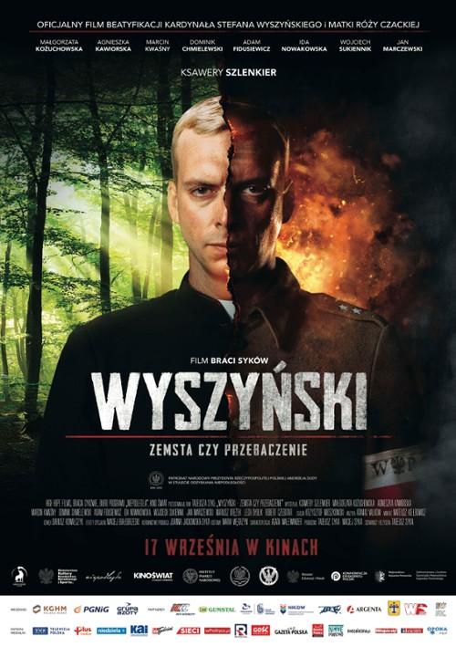 Wyszynski plakat Film na beatyfikację Prymasa Tysiąclecia Stefana Kardynała Wyszyńskiego
