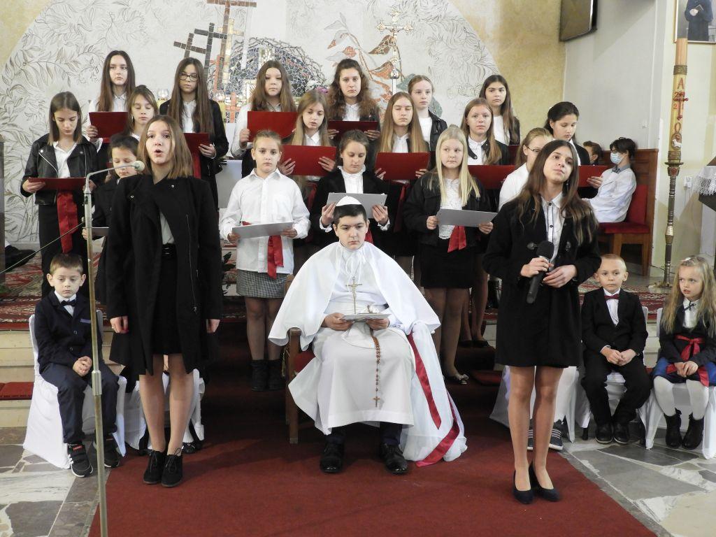 11 Dzień Papieski w Nieczajnie Górnej