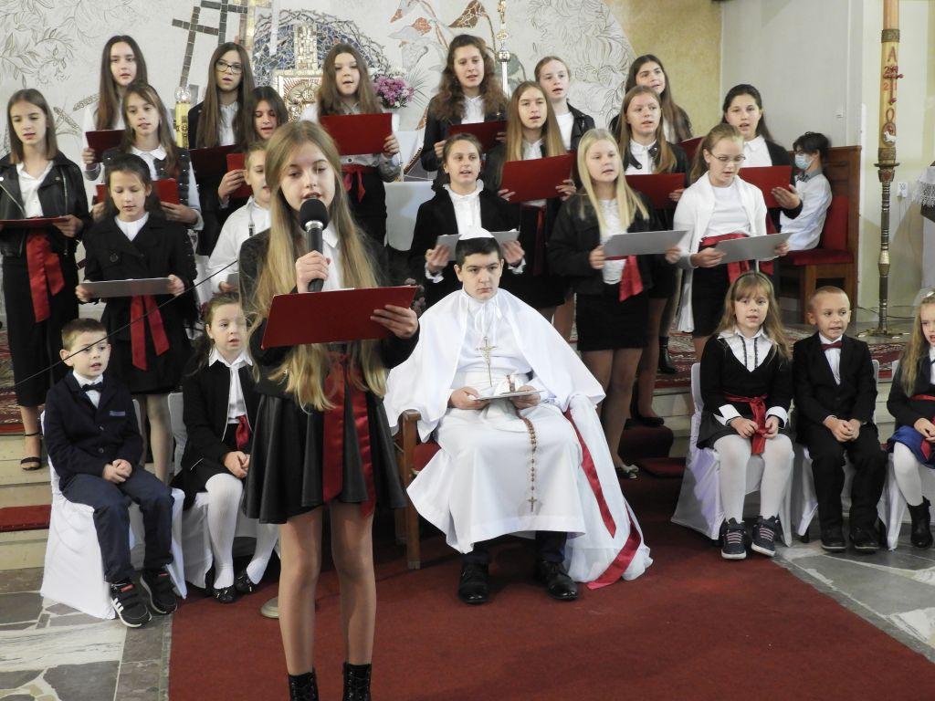 21 Dzień Papieski w Nieczajnie Górnej