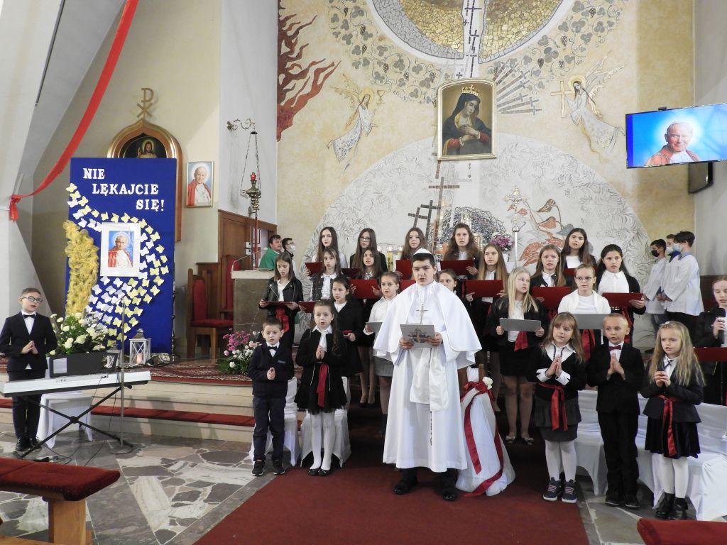 51 Dzień Papieski w Nieczajnie Górnej