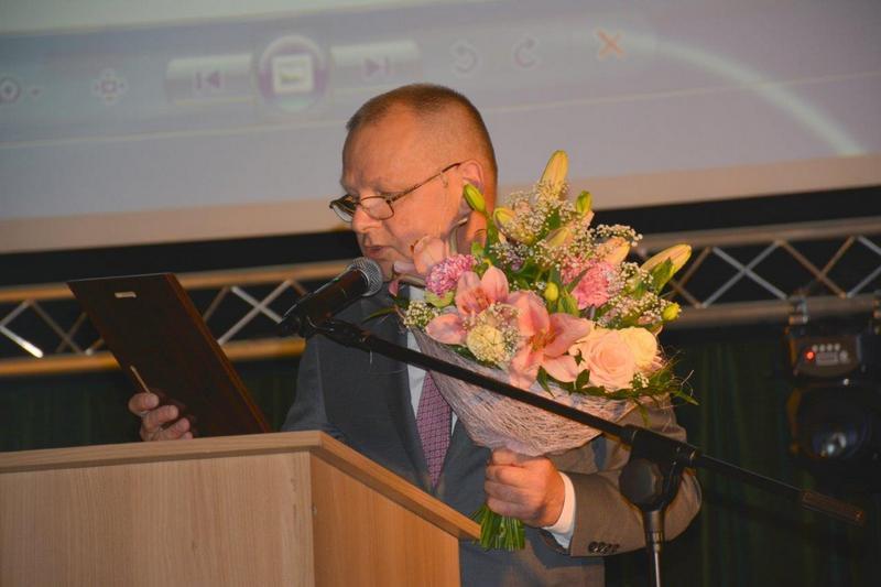 DSC 0197 Jubileusz X lecia Stowarzyszenia Uniwersytet Trzeciego Wieku przy Dąbrowskim Domu Kultury