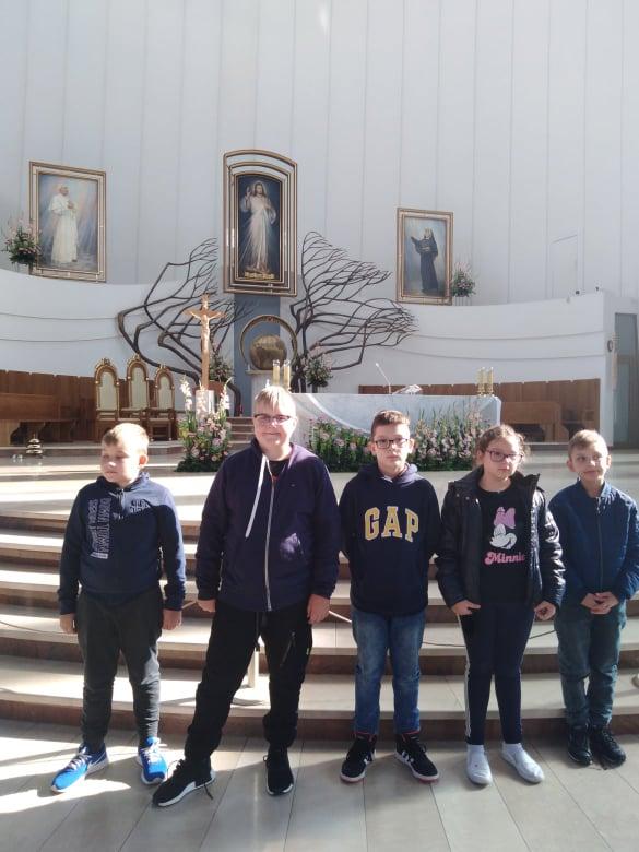 """NGwycieczka 10 """"Śladami Papieża Jana Pawła II"""""""