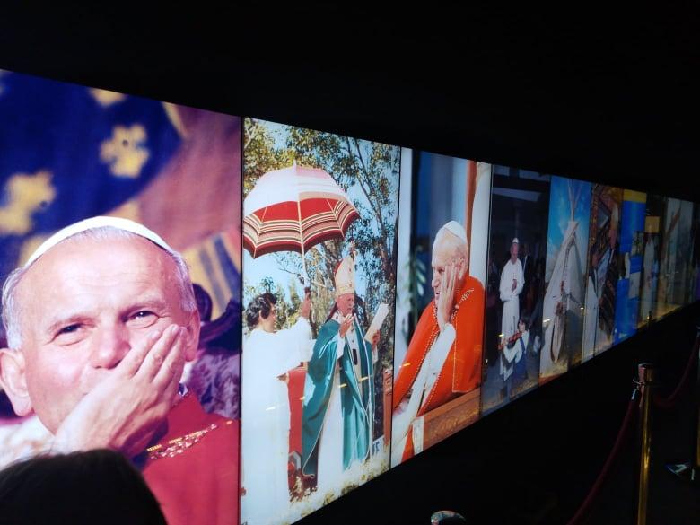 """NGwycieczka 13 """"Śladami Papieża Jana Pawła II"""""""