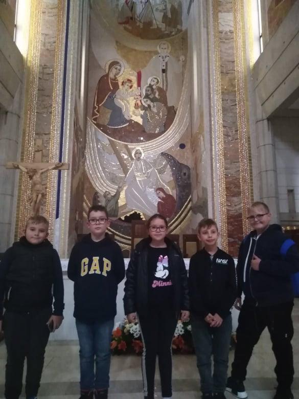 """NGwycieczka 2 """"Śladami Papieża Jana Pawła II"""""""